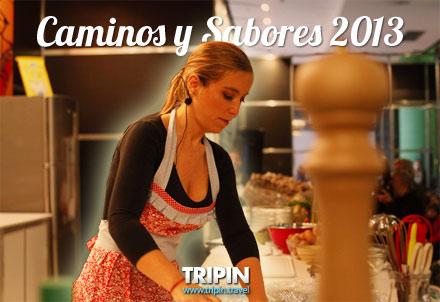 Caminos y sabores 2013
