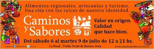 Caminos y sabores en Buenos Aires