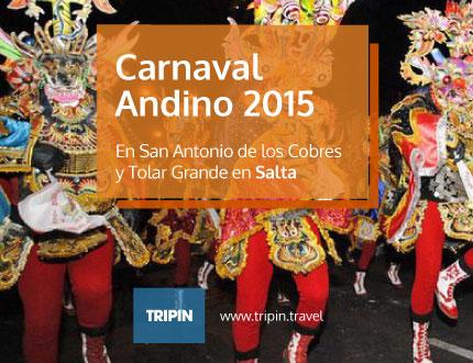 Carnaval Andino en Salta