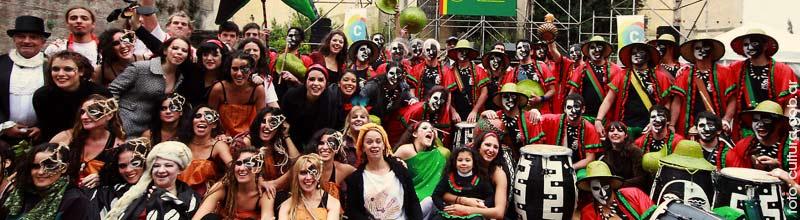 El carnaval afro de la ciudad de buenos aires