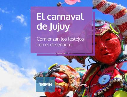 Comienza el Carnaval en Jujuy con el desentierro!
