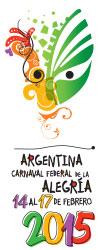 Carnaval federal de la alegria 2015