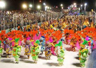 Carnaval de Rio en San Luis 2014