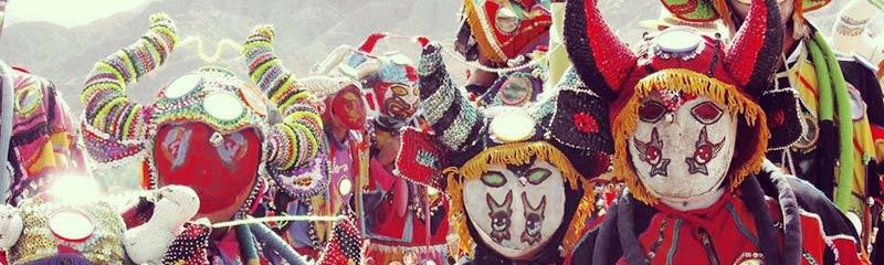 El alborozo humahuaqueño, eventos, festivales, y el desentierro del carnaval humahuaqueño