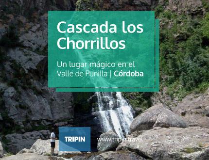 Cascada los Chorrillos en Córdoba, un lugar mágico en el Valle de Punilla