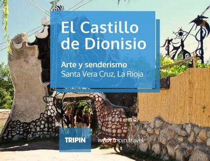 El Castillo de Dionisio en La Rioja