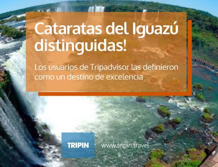 Las distinguidas Cataratas del Iguazú por los usuarios de TripAdvidor