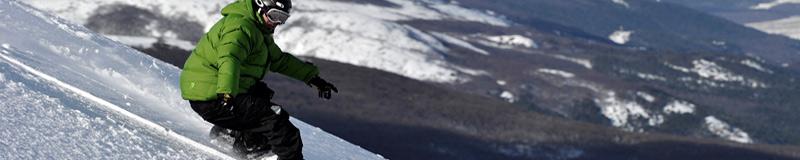 Cerro Castor, en la nieve y mas vivo que nunca
