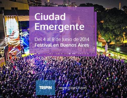 Ciudad Emergente 2014 en Buenos Aires