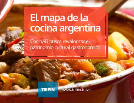 CocinAr en buscar de la revalorización de la gastronomia y cultura argentina
