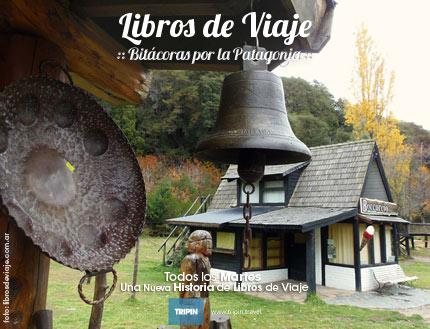 Libros de Viaje en los Alpes Patagonicos, navidad en Colonia Suiza!