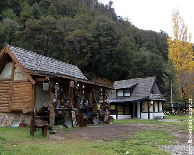 Los negocios de colonia suiza, una navidad distinta por libros de viaje