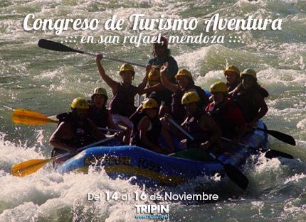 Congreso de Turismo Aventura 2013 en San Rafael
