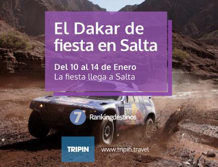 El Dakar 2014 tendrá un fin de semana de fiesta en Salta