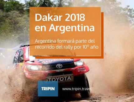 Dakar 2018 en Argentina