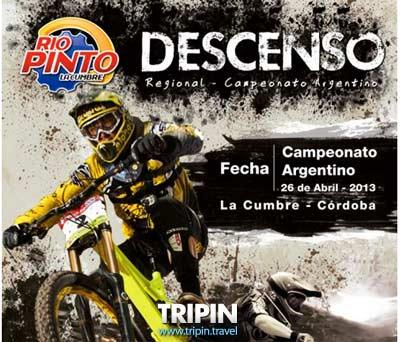 Desafio Rio Pinto 2013