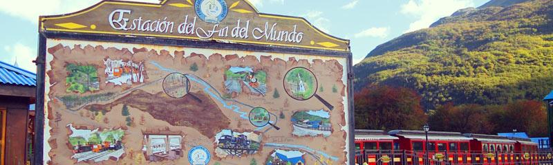 Ushuaia y el tren del fin del mundo