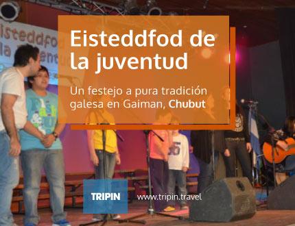 Eisteddfod de la Juventud 2014 en Gaiman, Chubut