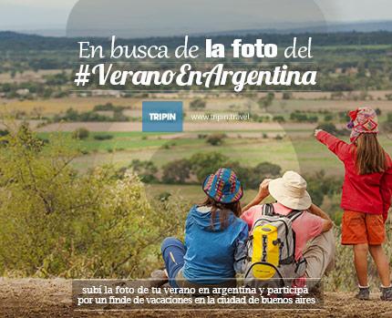 En busca de la foto del #VeranoEnArgentina, concurso online con jurado de lujo!