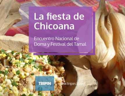 Llega a Chicoana, el encuentro nacional de Doma y festival del tamal 2014
