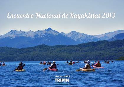 Encuentro De Kayakistas en Bariloche