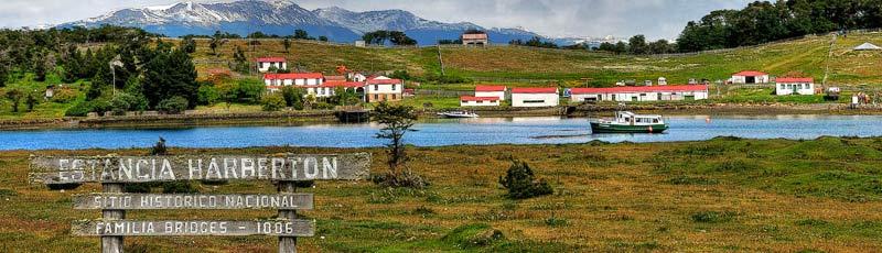 Estancia Herberton en Tierra del Fuego