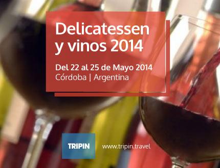 Expo Delicatessen y Vinos 2014 en Córdoba
