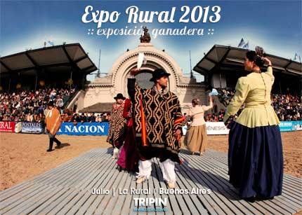 Expo Rural 2013 en La Rural