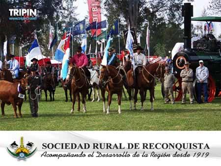 Expo Rural Reconquista 2012