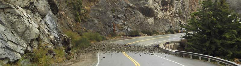 El obstaculo y la precaución con la que se debe circular por estos increibles caminos!