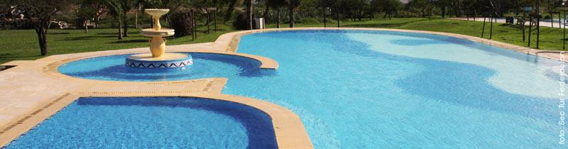 Las termas de Federación es el primer parque termal de la provincia de Entre Ríos