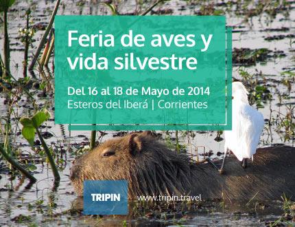 Feria de aves y vida silvestre en los Esteros del Iberá