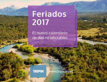 Feriados 2017 en Argentiina