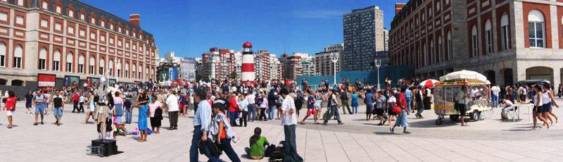 El festival internacional de Cine en la feliz, Mar del Plata de fiesta en Noviembre