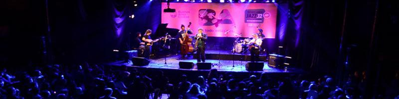 La meca del Jazz en Buenos Aires, en Noviembre el Festival Internacional