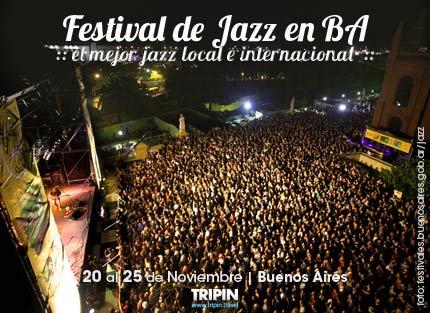 Festival de Jazz 2013 en Buenos Aires