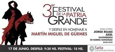 Festival de la Patria Grande