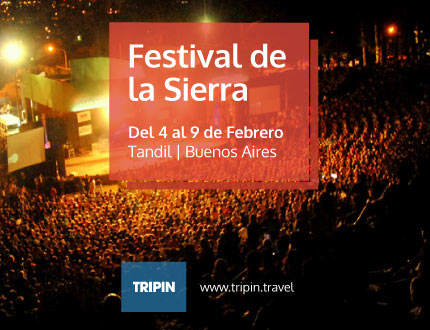 Festival de la sierra en Tandil, folclore y salame tandilero