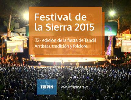 Festival de la Sierra 2015 en Tandil