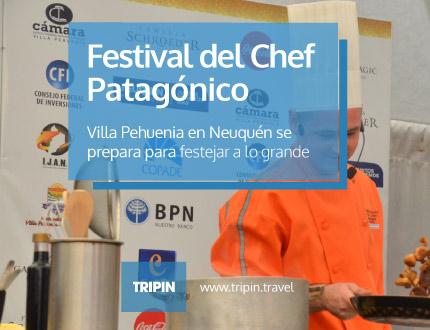 Festival del Chef Patagonico en Villa Pehuenia