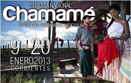 Fiesta del chamame 2013