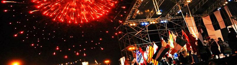 Fiesta de las colectividades 2013 en Rosario