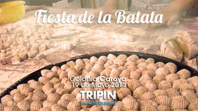 Fiesta de la Batata 2013