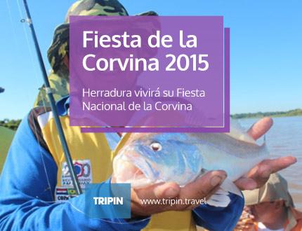 Fiesta de la corvina 2015 en Herradura, Formosa