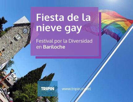 Fiesta de la Nieve Gay 2014 en Bariloche