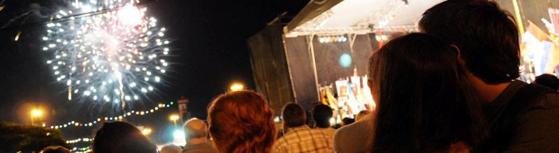 La fiesta de las colectividades 2014 en Rosario