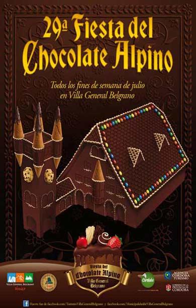 Fiesta del Chocolate Alpino 2013