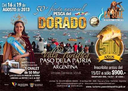 Fiesta del Dorado 2013