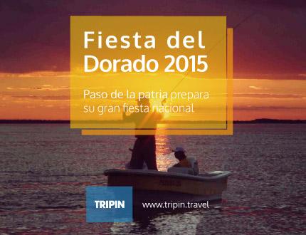 La 52ª ediciín de la Fiesta del Dorado 2015 en Paso de la Patria!