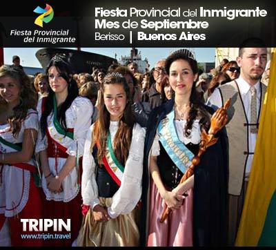 Fiesta Provincial del Inmigrante 2012